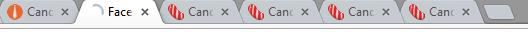 Candy Crush in Tabs