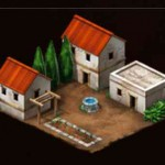 Villa bei Game of War
